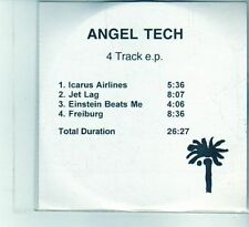 (DU888) The Angel Tech , 4 Track EP - DJ CD