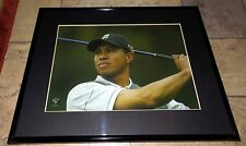"""Tiger Woods Matted & Framed Photo, International Photo Archives, 14"""" x 11"""""""