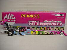 MULDOWNEY SHIRLEY PEANUTS MAC TOOL TOP FUEL NHRA DRAGSTER ACTION 1/24 DIECAST