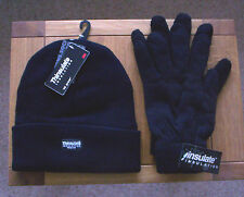 BARGAIN MENS THINSULATE HAT AND INSULATE GLOVE SET BRAND NEW