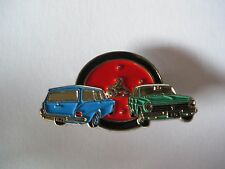 EH Holden Duo High Detail Quality Lapel Pin Badge biker car men's shed sports
