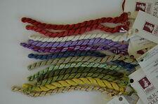 Silk n' Colors (Thread Gatherer) 20, 5 yard skeins