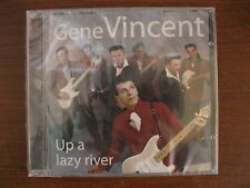 Gene Vincent SEALED CD 2007 Up a lazy river Portugal Import 15 Hits