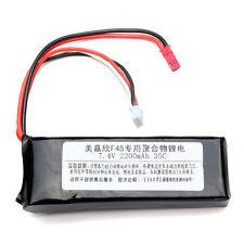 2200mAh 35C Battery For WLtoys V913 Dual Brushless Version