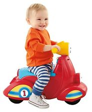 Fisher-Price Laugh & Learn Smart Stages Scooter Standard Packaging