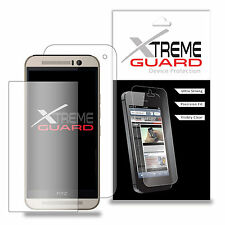 Genuine XtremeGuard FULL BODY Screen Protector Skin For HTC One M9 (AntiScratch)