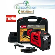 Saldatrice INVERTER ad elettrodo 130 Amp Telwin - Force 145