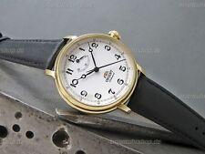 Orient Uhr Monarch Handaufzug Werk Edelstahl Herrenuhr FDD03001W0