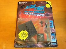 Star Trek The Next Generation Innerspace: Borg Ship mini playset