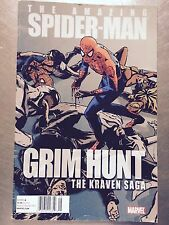 Spider-Man: Grim Hunt -- The Kraven Saga #[nn] (May 2010, Marvel) S#4538B