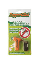 ZAPPER CLICK MOSQUITO AND STINGING INSECT BITE RELIEF CLICK DONT SCRATCH