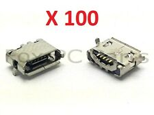 100 X Pack Lot of HTC EVO 4G Micro USB Charger Port / Charging Port Repair OEM