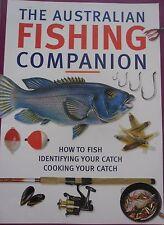 The Australian Fishing Companion - John Ross (ed) 1999..Very Good Copy..78 Pages