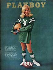 Playboy september 1967 ed.USA Angela Dorian