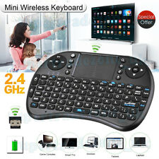 2.4GHz Fly Air Mouse Wireless Qwerty Keyboard Remote For Android TV BOX MXQ M8