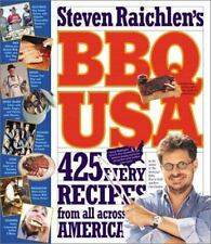 BBQ USA: 425 Fiery Recipes from All Across America (Barbecue! Bible Cookbooks)