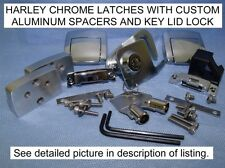 OEM for HARLEY DAVIDSON LATCH ULTRA CLASSIC GLIDE ELECTA TOUR PACK PAK LID LOCK