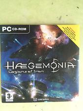 cd gioco allegato a giochi per il mio computer: haegemonia legion of iran