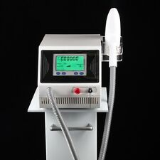 2 Laser Tips Nd Q Switch Yag Laser Tattoo Pigment Eyebrow Removal 1064&532nm CE