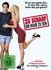 "ZU SCHARF UM WAHR ZU SEIN (""SHE'S OUT OF MY LEAGUE"") / DVD - TOP-ZUSTAND"