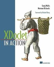 In Action: XDoclet in Action by Craig Walls, Norman Richards and Oberg (2003,...