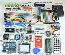 [Sintron] Full Edition UNO R3 Starter Kit for Arduino & Raspberry Pi 49+ parts !