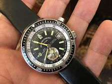 VINTAGE SICURA SWISS CHRONO SWISS Made