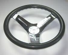 AZUSA VINTAGE GO KART NEOPRENE COMPETITION STEERING WHEEL 12'' . USA SELLER!!!