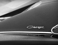 1968 Dodge Charger Photo Print 13x19 Mancave Art 426 HEMI 440 R/T Poster Mopar