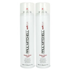 Paul Mitchell Super Clean Light Finishing Spray 10 oz (Pack of 2)