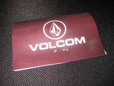 Volcom Ear Plugs Skateboard Surfboard Music Memorabilia ROCK PUNK