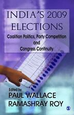 India's 2009 Elections: Coalition Politics, Party Competition and Cong-ExLibrary