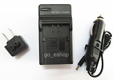 Battery Charger for Sony DCR-DVD108E DCR-DVD308E DCR-DVD408E Handycam Camcorder