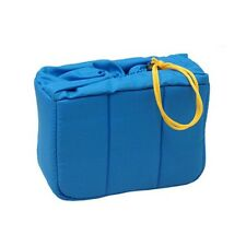 HORUSBENNU HD-211015 (Blue) Camera Lens Insert Partition Padded Bag Case