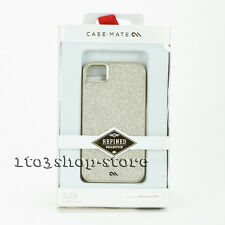 Case-Mate Glam Hard Shell Dual Layers Case Cover for iPhone 4 4s Champagne NEW