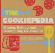 Brand NEW 2011 HC Spiral The Cookiepedia Cookbook Cookie Baking Recipes Adimando