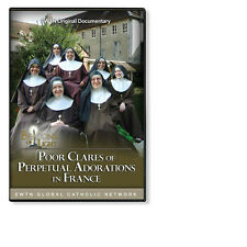 BEACONS OF LIGHT:POOR CLARES IN TROYES, FRANCE - AN EWTN 1-DISC DVD D/S