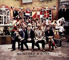 NEW!!  Babel by Mumford & Sons (CD, 2012, Glassnote Entertainment Group)