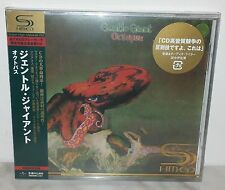 SHM-CD GENTLE GIANT - OCTOPUS - JAPAN UICY 90782