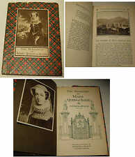 The Romance Of Mary Queen Of Scots by A H Millar 1927