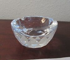 Swarovski crystal ashtray