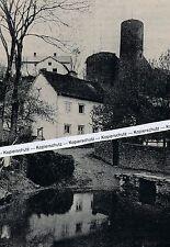 Burg Reuland - Burg-Reuland - Belgien - um 1915      H 23-16