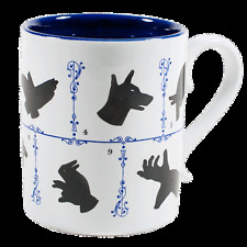 HOW TO MAKE SHADOW PUPPETS Mug, Changes when Hot! By Unemployed Philosophers