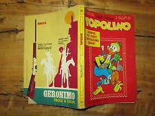 WALT DISNEY TOPOLINO LIBRETTO NUMERO 910 PRESENTI PUNTI CLUB 6 MAGGIO 1973