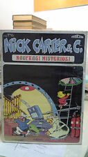 LOTTO PZ. 5   NICK CARTER & C.   by MALIPIERO EDITORE - J7