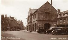 Market Place Oundle Motor Car unused RP old pc  Leayton