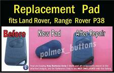 fits Land Rover Range Rover P38 remote key - button Repair Pad 2 SETS