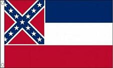 5Ft X 3Ft 5'X3' Flag Mississippi Usa Old State American