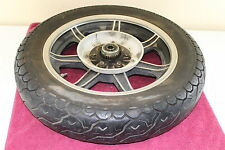 78-81 1980 YAMAHA XS1100 XS 1100 REAR WHEEL BACK RIM with TIRE -100% STRAIGHT