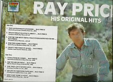 RAY PRICE HIS ORIGINAL HITS  VINYL LP 1982 CBS OF CANADA - CODE# HO-712